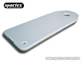 Sportex Air Deck Hochdruckluftboden SHELF grau