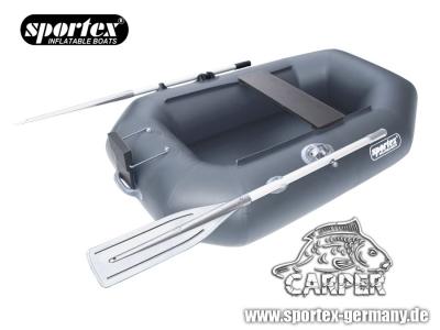 Limited Edition Schlauchboot CARPER 175 STEEL