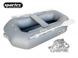 NEU! Schlauchboot CARPER 175 gray