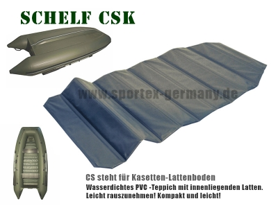 Schlauchboot Sportex Shelf 330CSK