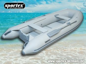 Schlauchboot Sportex Shelf Marine 330K (Festboden + V-Kiel)