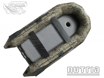 Schlauchboot Sportex NUTRIA 285 Airdeck Camouflage