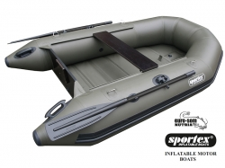 Schlauchboot EURO-SOM NUTRIA 245 green