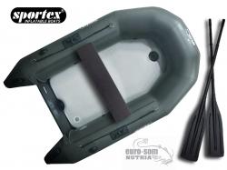 Schlauchboot Sportex NUTRIA 245 AIRDECK Luftboden
